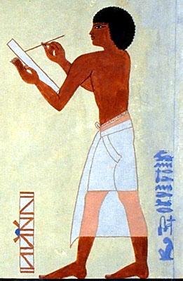 01 egipatski pisar